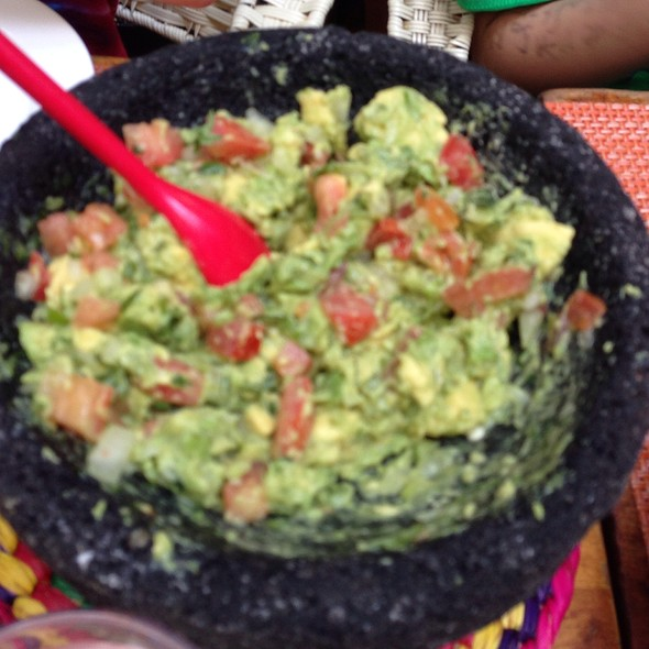 Guacamole and Chips - Chico Julio, New York, NY