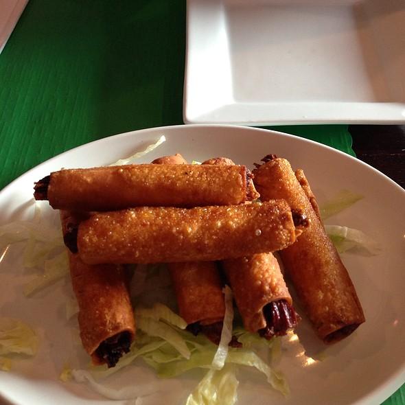 Firecracker Shrimp @ Miss Saigon88 Cafe