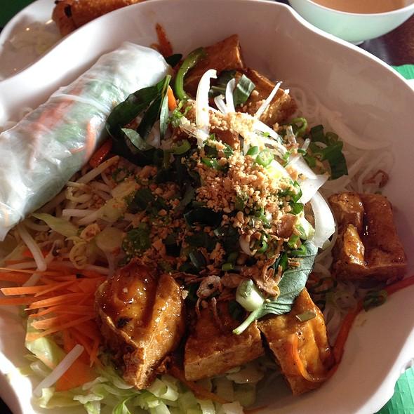 Tofu Vermicelli @ Miss Saigon88 Cafe