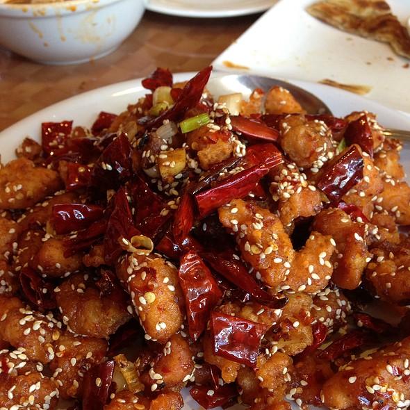 Chongqing Lazi Chicken @ How Lee Chinese Restaurant
