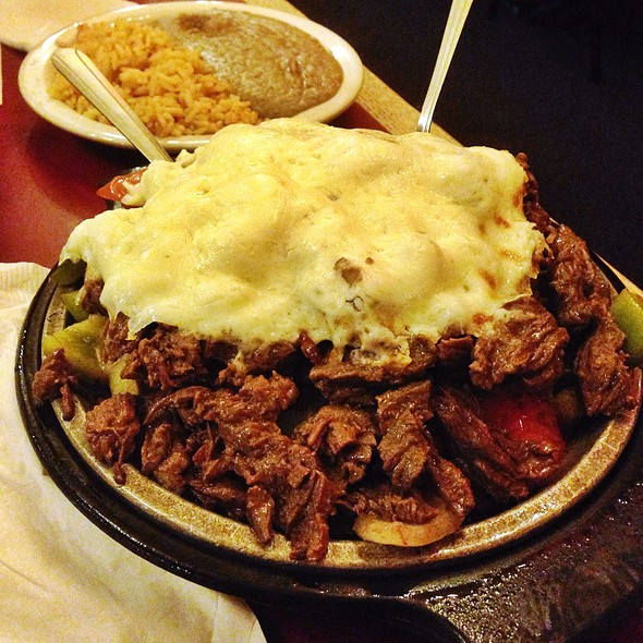 Steak Fajitas (Mini Sized) @ Mexicantown Restaurant