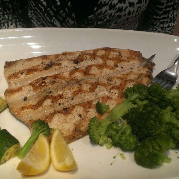 Grilled Trout