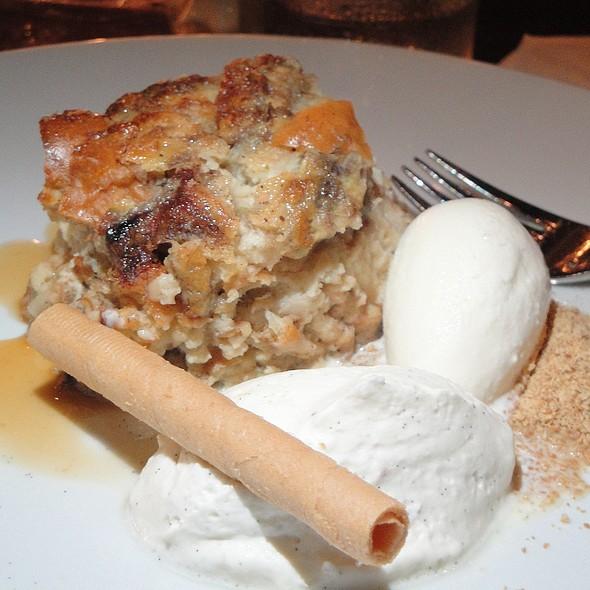 Banana Bread Pudding - dp An American Brasserie, Albany, NY