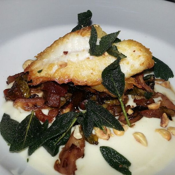 Pan Roasted Monkfish @ Lure