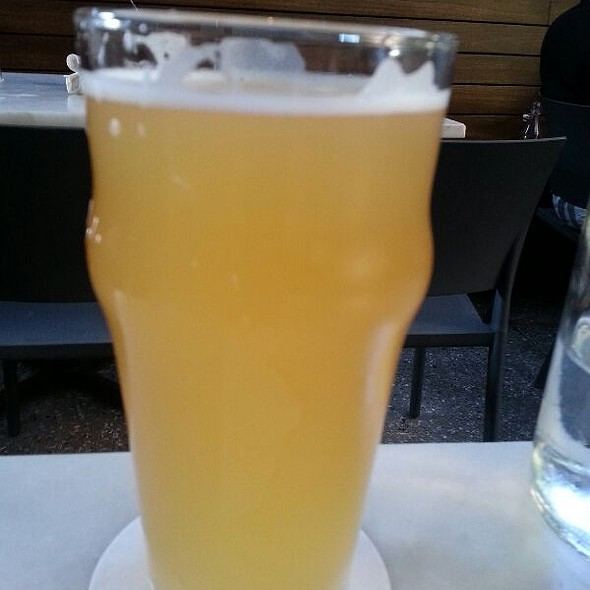 Allagash White Ale Beer @ Lure