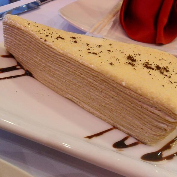 Expresso Crepe Cake