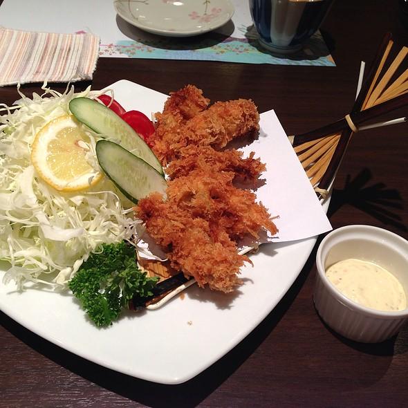 Kaki Fry @ Hokkaido (ฮอกไกโด) 北海道