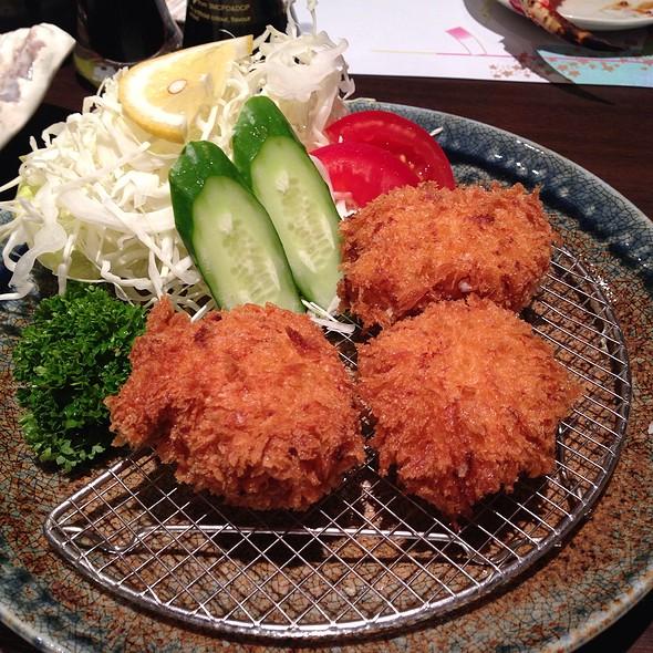 Crab Croquette @ Hokkaido (ฮอกไกโด) 北海道