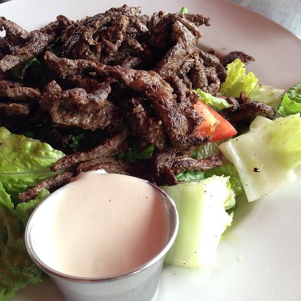 Shwarma Salad - Canal Bistro - Mediterranean Grill, Indianapolis, IN