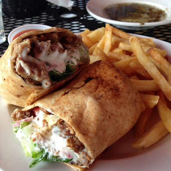 Gyros - Canal Bistro - Mediterranean Grill, Indianapolis, IN