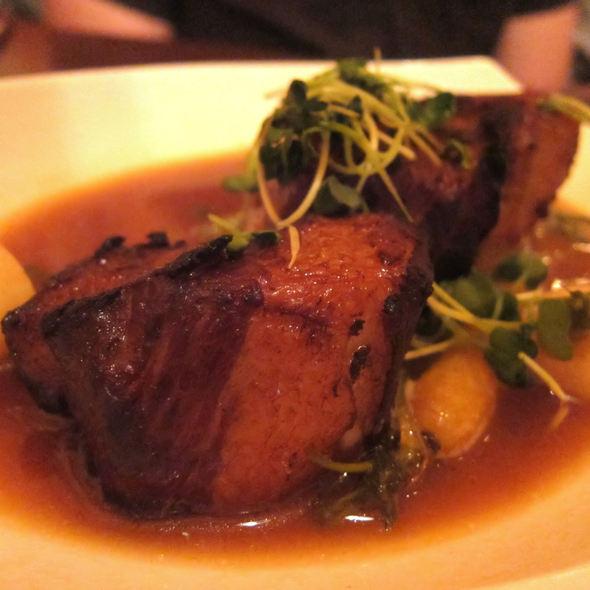 Thai Spiced Pork Tenderloinnated @ E&O Kitchen and Bar
