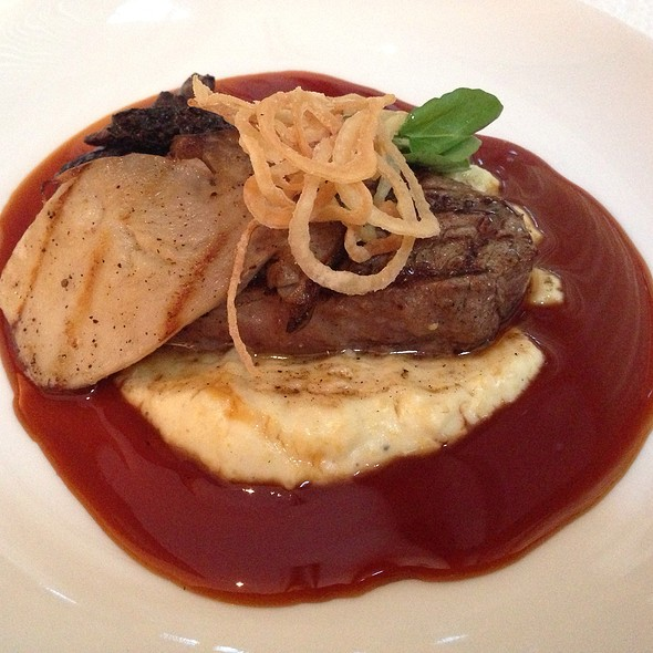 Buffalo @ Charleston Restaurant