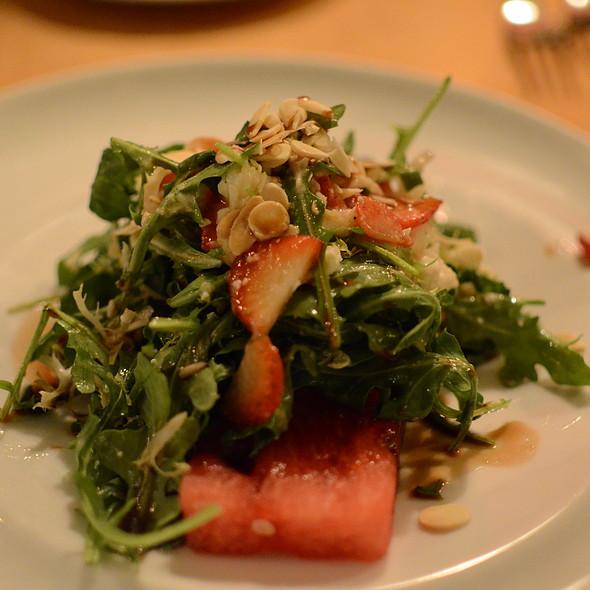 Arugula Salad - Zees Grill, Niagara-on-the-Lake, ON