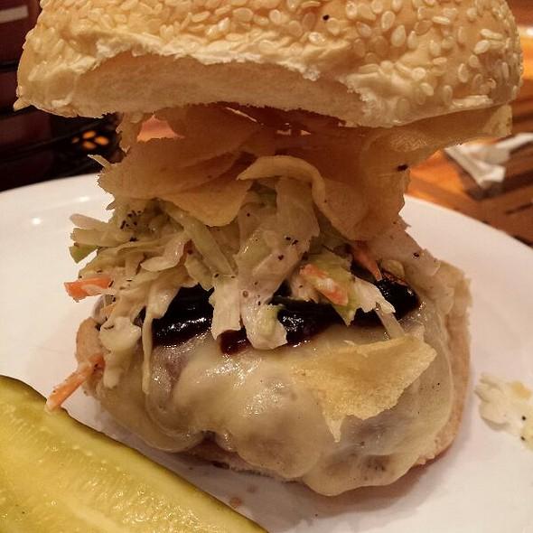 Dallas Burger @ Bobby's Burger Palace