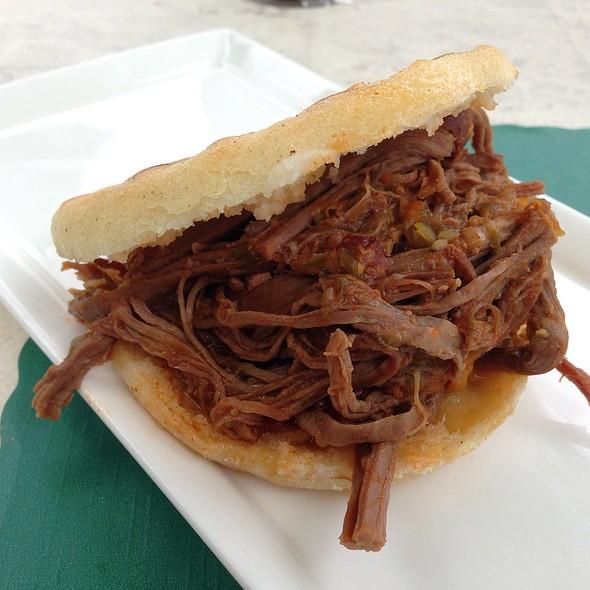 Carne Machaca - La Caraquena Latin American Cuisine, Falls Church, VA