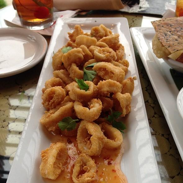 Fried Calamari - Bali Hai Restaurant, San Diego, CA