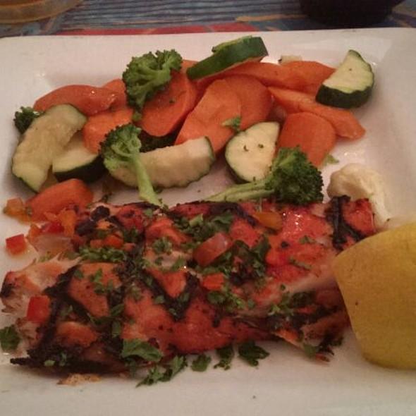 Yucatán Fish - Blue Coyote Bar & Grill, Palm Springs, CA