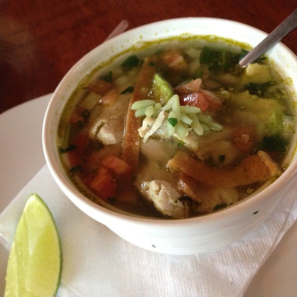 Caldito Xochitl @ Antigua Latin Restaurant