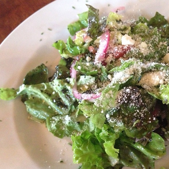 House Salad @ Antigua Latin Restaurant