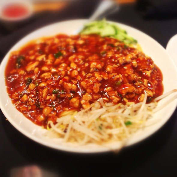Dan Dan Noodles @ P.F. Chang's China Bistro
