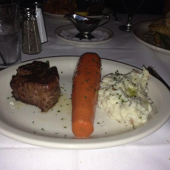 Tenderloin - Bob's Steak & Chop House - San Antonio, San Antonio, TX