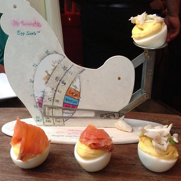 Deviled Eggs - Lincoln - DC, Washington, DC