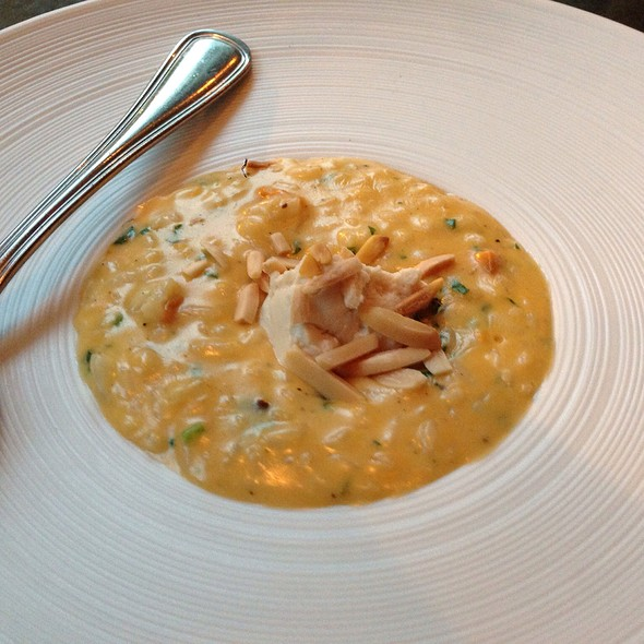 Sweet Potato Risotto - Lincoln - DC, Washington, DC
