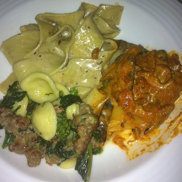 Assorted Pastas - LuNello Restaurant, Cedar Grove, NJ