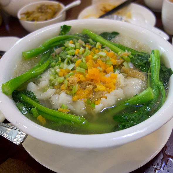King wah restaurant menu milpitas ca foodspotting for Rice noodle fish