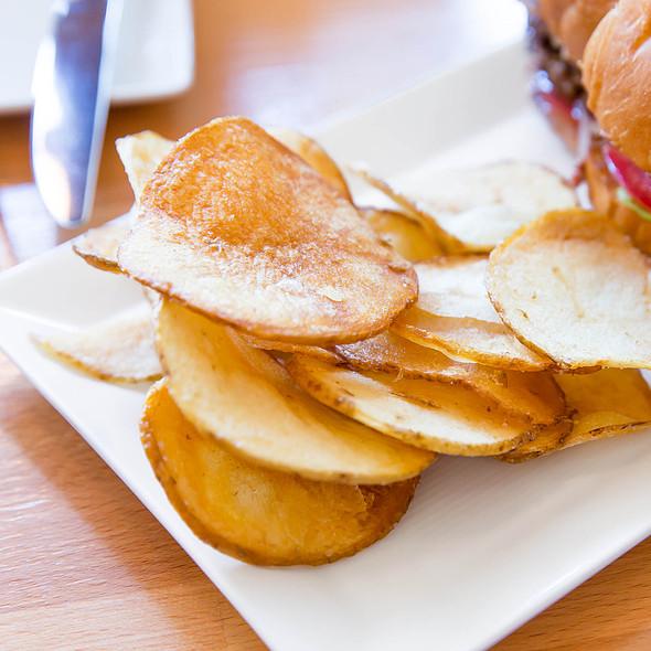 Duck Fat Chips @ Hopscotch