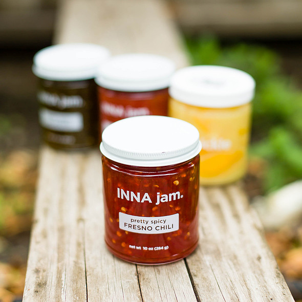 Inna Jam - Pretty Spicy Fresno Chili @ INNA jam