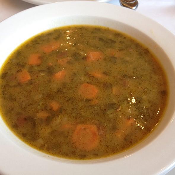 Barley Soup - Darya Restaurant, Santa Ana, CA