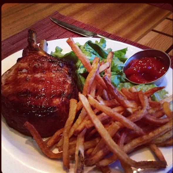 Double Cut Pork Chop - ONE 53, Rocky Hill, NJ