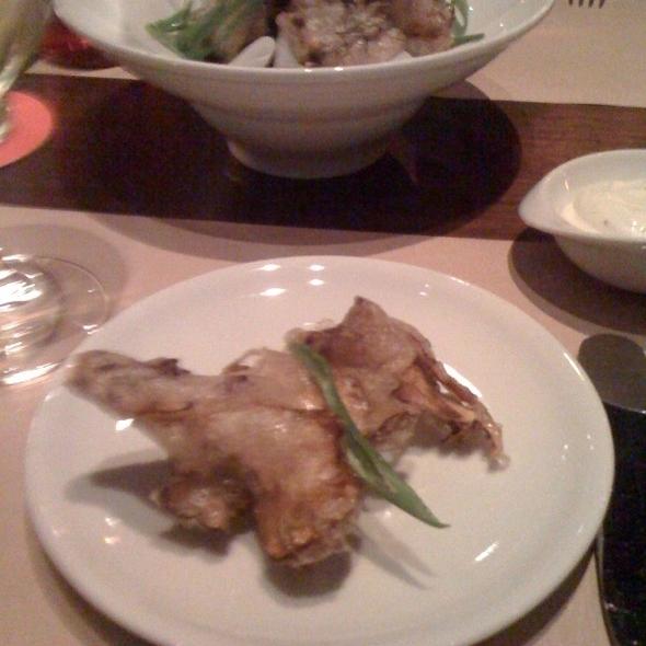 Maitake mushroom tempura @ RN74