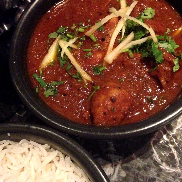 Chicken Curry @ Dishoom Shoreditch