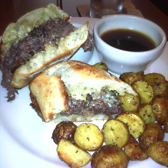 French Dip @ Bazille