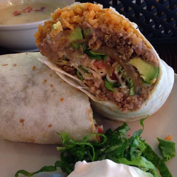 Burrito @ Elote