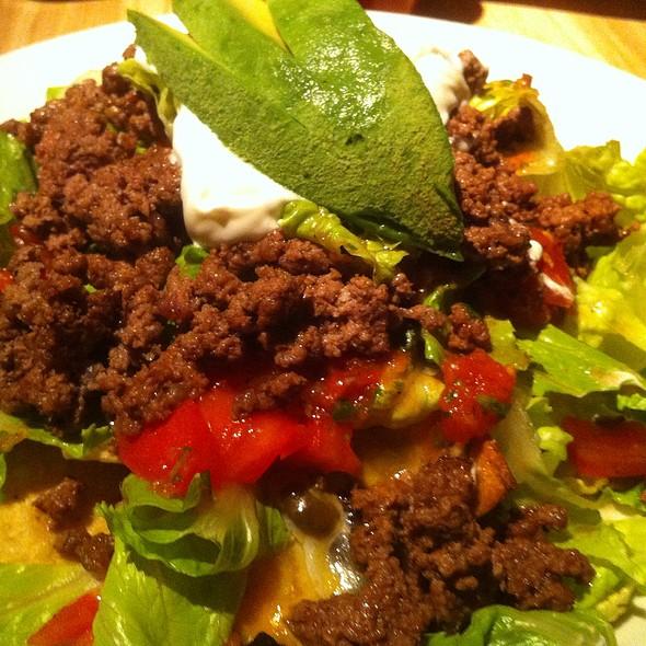 Beef Taco Salad @ Breakaway Cafe