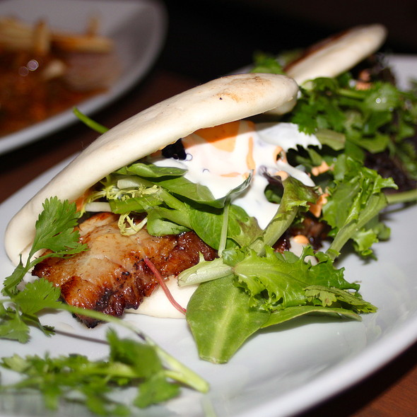 Sticky Icky Pork Belly Buns - Chapter One: the modern local, Santa Ana, CA
