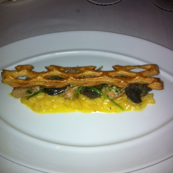 Escargot And Sweetbreads - Bites at The Ritz-Carlton, Naples, Naples, FL