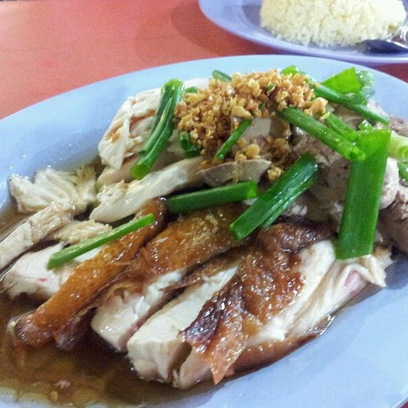 Hainanese Roasted Chicken