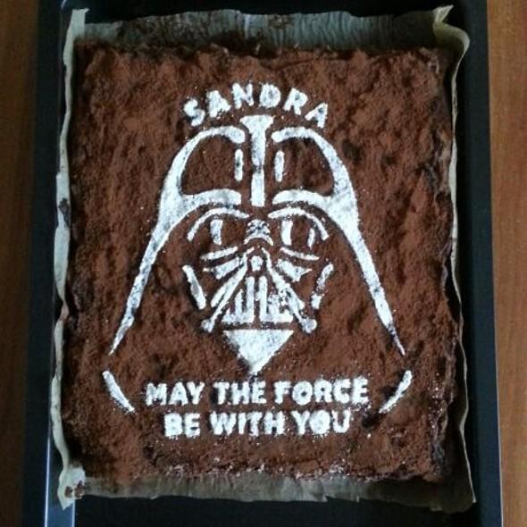 Birthday cake @ Office