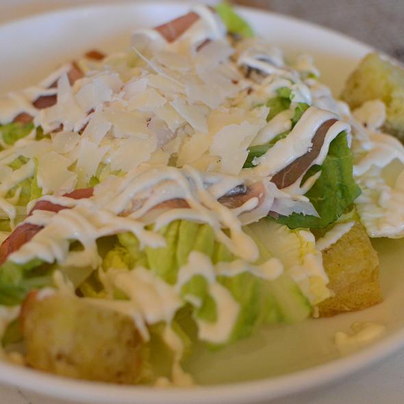Cesar Salad - Ravine Vineyard Winery Restaurant, Niagara-on-the-Lake, ON
