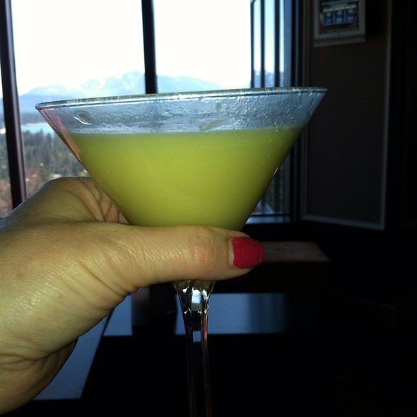 Creamsicle Martini - 19 Kitchen & Bar - Harvey's Lake Tahoe, Stateline, NV
