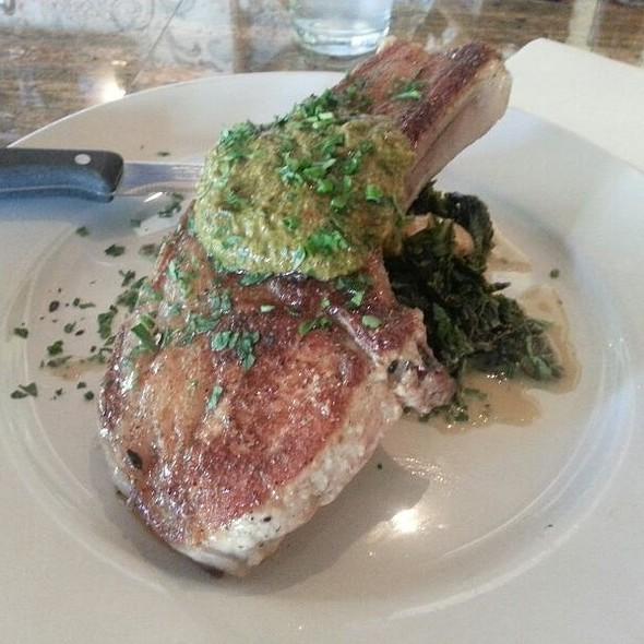 Mangalitsa Pork Chop @ The Eatery