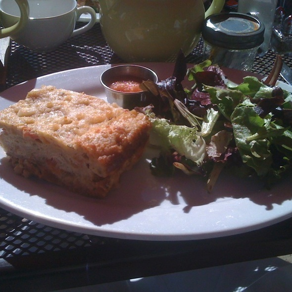 Frittata @ The Steeping Room
