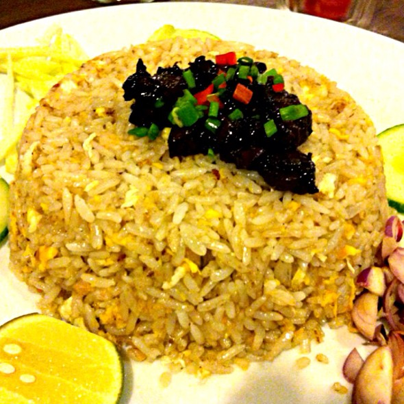 Nyonya Fried Rice @ Sri Melaka