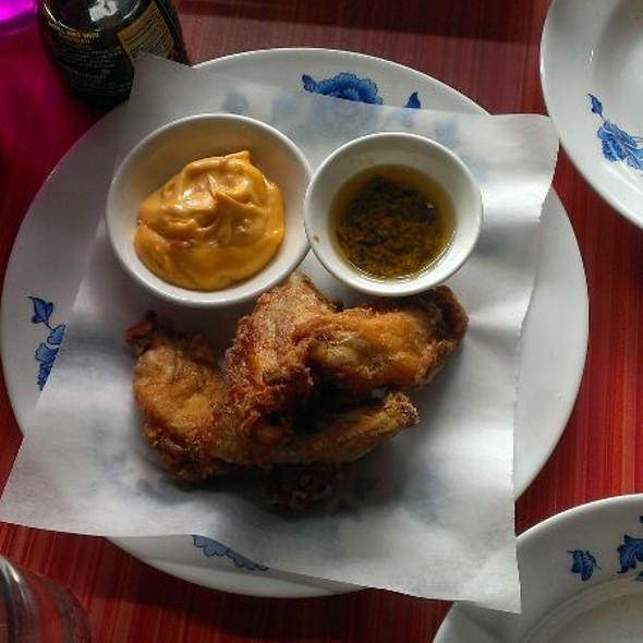 Chicken Chops @ Rice Queen Oriental Diner and Bar