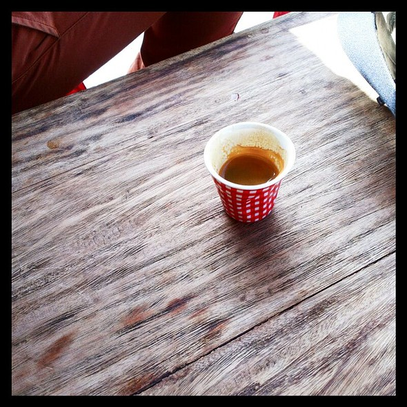 Espresso @ Great Aunty Three