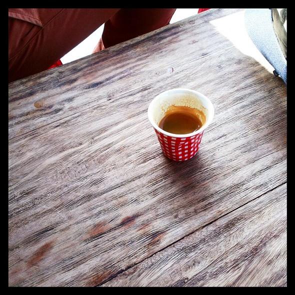 Espresso @ Great Aunty Three